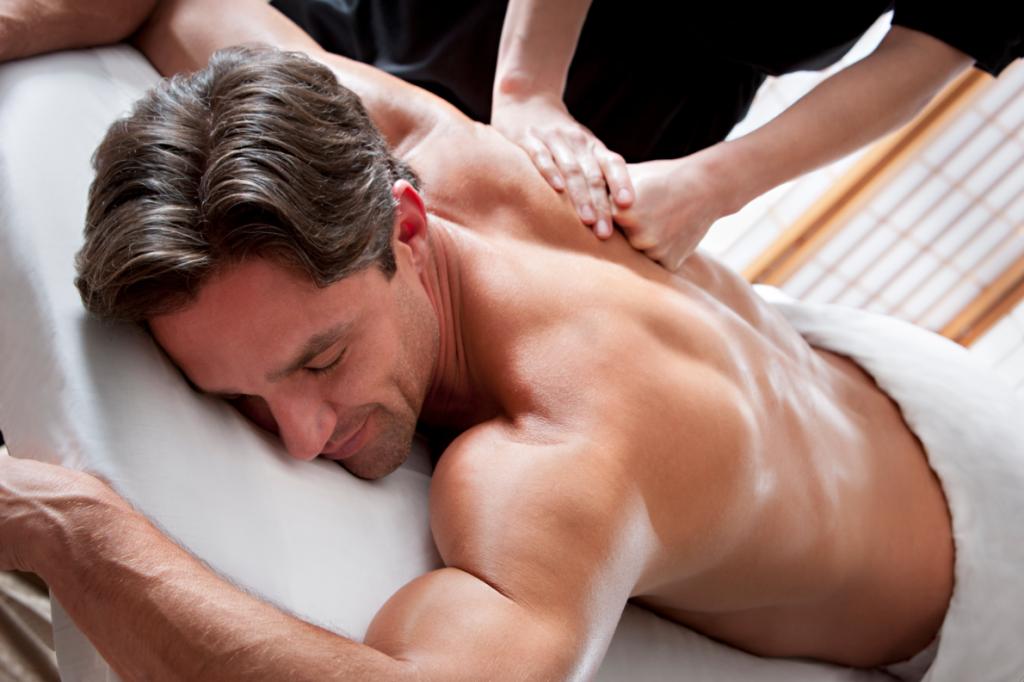 Male massage launceston